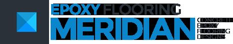 Epoxy Flooring Meridian Logo