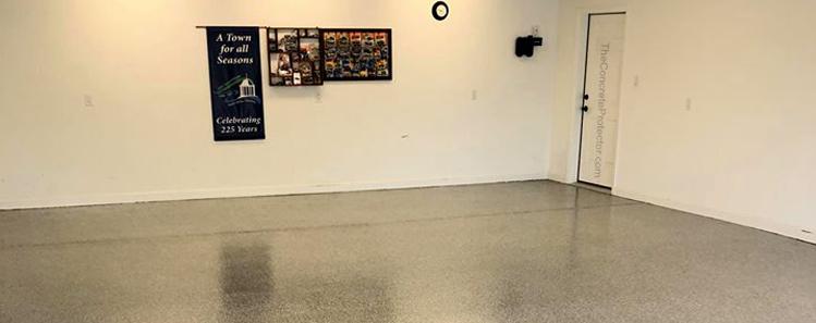 Garage Floor Epoxy Meridian